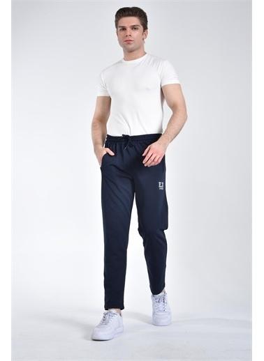 Rodi Jeans Erkek Ex Baskılı Düz Paça Eşofman Altı Ty21Ye090194 Lacivert